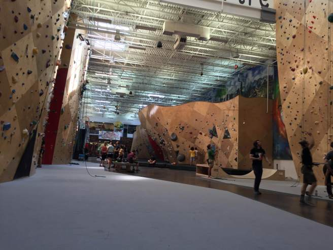 Boulders Interior